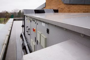 The Highway Primary School - Heat Exchange unit from CIF funded heating & ventilation scheme