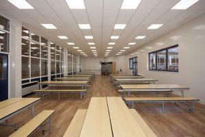 Chelmer Valley - Dining Hall Expansion - Munday + Cramer