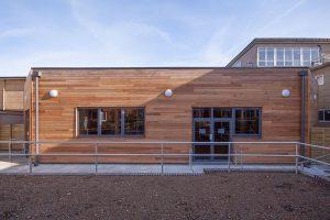 Chelmer Valley - Dining Hall Extension - Munday + Cramer