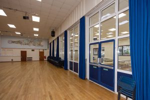 Chelmer Valley High School - Dining Hall Expansion - M+C