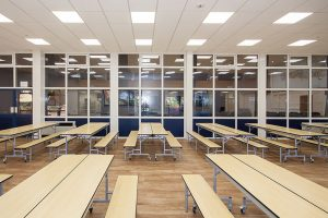 Chelmer Valley High School - Dining Hall Extension - M+C