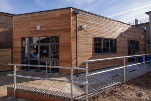 Chelmer Valley High School - Dining Hall Extension - Munday + Cramer