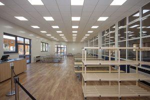 CVHS - Dining Hall Extension - M+C