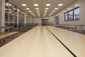 CVHS - Dining Hall Extension - Munday + Cramer