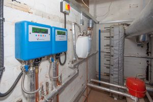 Gable Hall School - Boiler Replacement - M+C