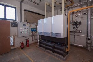 Gable Hall School - Boiler Replacement - Munday + Cramer