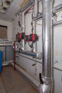 Gable Hall School - Water Distribution Upgrade - Munday + Cramer