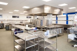 Hasenbrook Academy - Kitchen space planning and layout