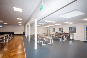 Hassenbrook Academy - Dining Hall Extension 2