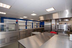 Hassenbrook Academy - Kitchen Refurbishment