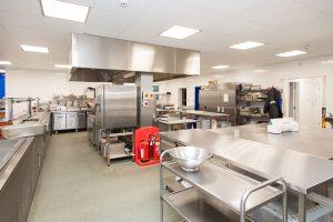 Hassenbrook Academy - Kitchen Remodelling