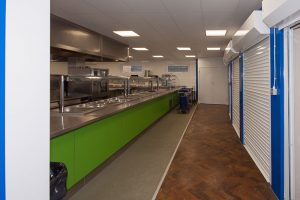 Hassenbrook Academy - New Kitchen and Servery