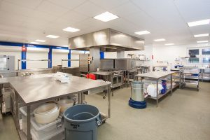 Hassenbrook Academy - Kitchen Replacement