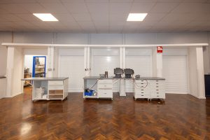 Hassenbrook Academy - New kitchen servery
