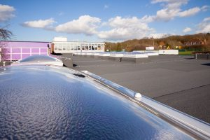 Kents Hill Infant School - Roof Replacement - M+C