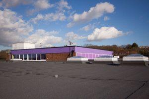 Kents Hill Infant School - Roof Works - M+C