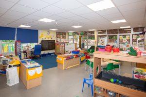 Meadgate Primary School -Electrical Rewire - M+C