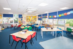 Meadgate Primary School -Electrical Rewire - Munday + Cramer