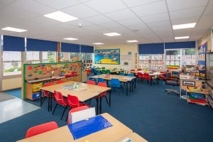 Meadgate Primary School - Electrical Upgrade - Munday + Cramer