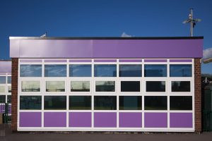Kents Hill Infant School - Window Replacement - M+C