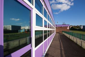 Kents Hill Infant School, Benfleet - Window Replacement - M+C
