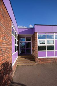 Kents Hill Infant School - CIF Window Replacement - M+C
