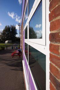Kents Hill Infant School - CIF Window Replacement - Munday + Cramer
