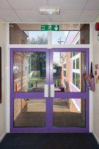 Kents Hill Infant Academy, Benfleet - Window Replacement - M+C