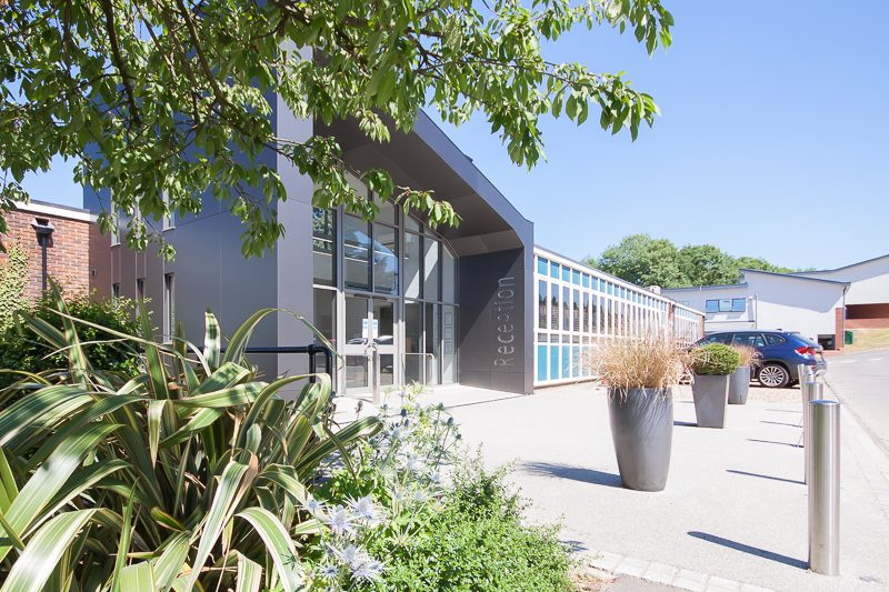 A Building Benefitting From RIBA Qualified Architects