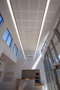 Beaconsfield High School - Reception Area - Munday + Cramer