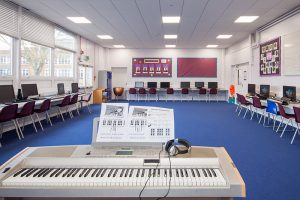 Hassenbrook Academy - Electrical Upgrade (Phase-1) - M+C