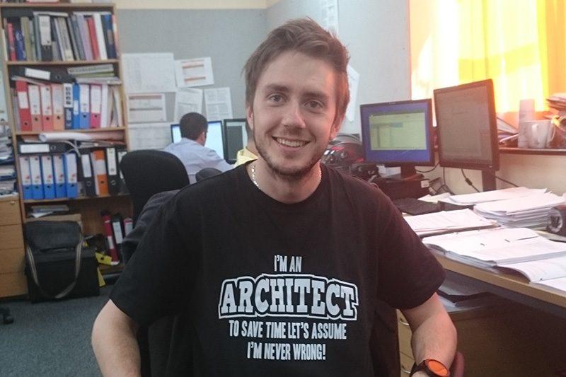 James Atkinson - Chartered Architect - Munday + Cramer