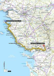 Mark Jackson Building Surveyor Charity Tour de France Cycle Ride