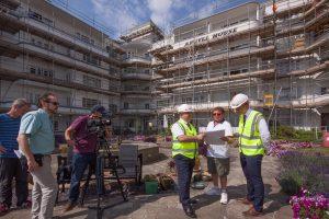 Munday + Cramer - Argyll House - Apprenticeship Filmshoot