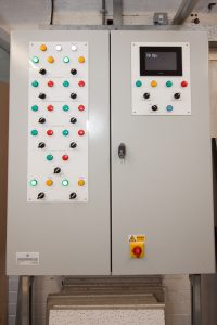 Control Panel - Emergency Boiler Replacement