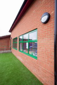 New Classbase - Ryedene Primary School