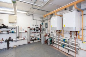 Whitmore Primary School - Emergency Boiler Replacement