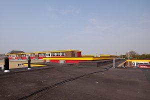 Roof Replacement & Concrete Repairs - Alton Park Junior School