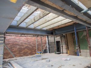 Building surveying: an extension to represent permitted developments