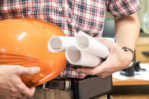 Building Surveyor on the job