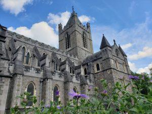 ecclesiastical architecture - church exterior